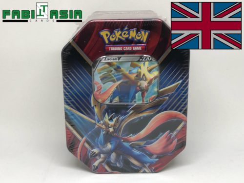 Pokémon Tin 2020 Zacian V English