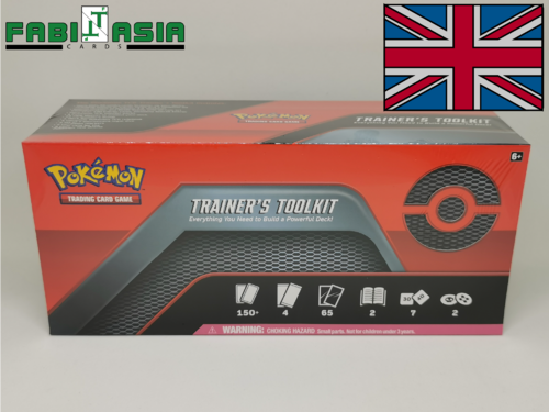Pokémon Trainer's Toolkit Englisch