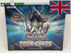 YuGiOh! Toon Chaos Display Englisch