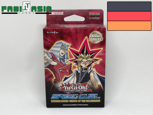 YuGiOh! Starter Deck: Match of Millennium Deutsch