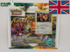 Pokémon SWSH03 Darkness Ablaze Eevee Blister English