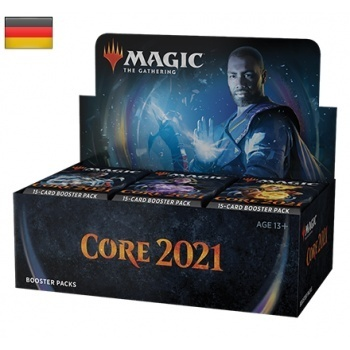 Magic Hauptset 2021 Display Deutsch
