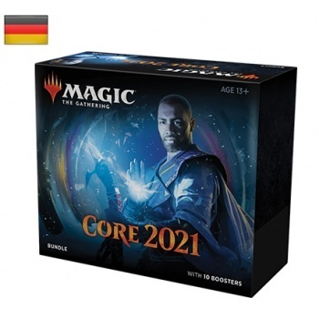 Magic Hauptset 2021 Bundle Deutsch