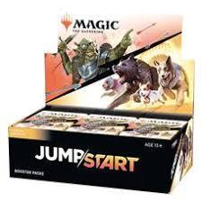 Magic Jumpstart Display Englisch