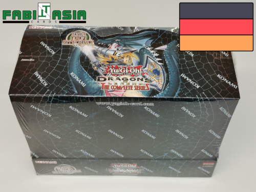 YuGiOh! Dragons of Legend: The Complete Series Display German