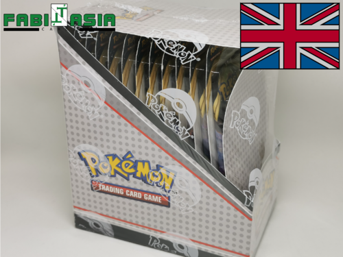 Pokémon SWSH03 Flammende Finsternis 2er Blister Display Englisch