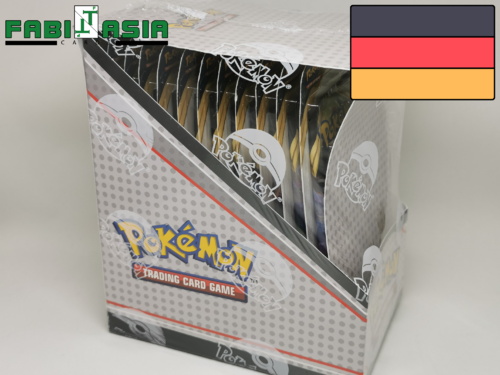 Pokémon SWSH03 Flammende Finsternis 2er Blister Display Deutsch