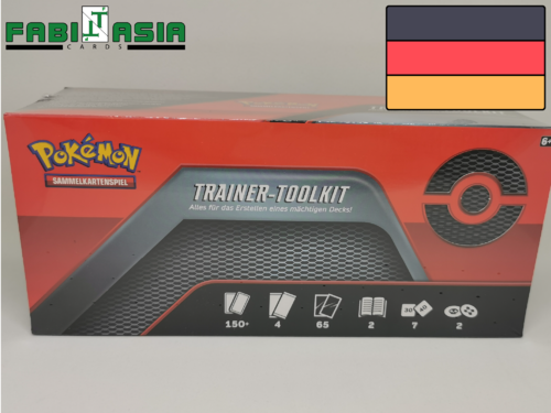 Pokémon Trainer's Toolkit Deutsch