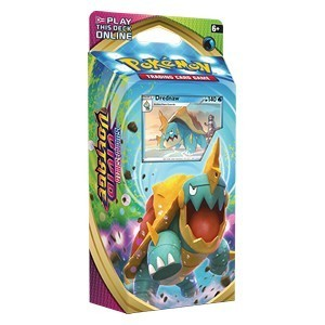 Pokémon SWSH04 Vivid Voltage Themedeck Drednaw German