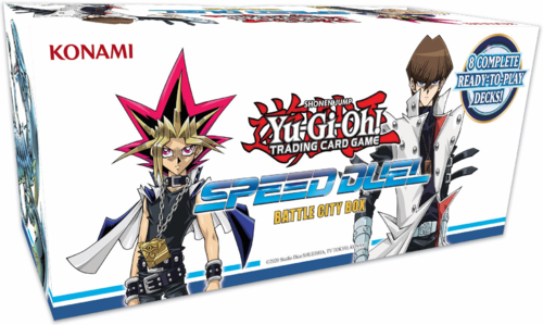 YuGiOh! Speed Duel: Battle City Box English