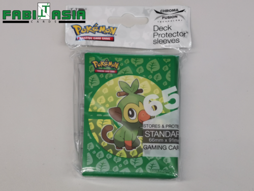 Ultra Pro Pokémon Sleeves - Grookey (65)