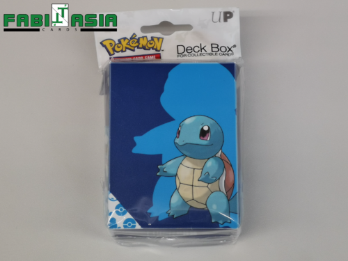 Ultra Pro Pokémon Deck Box - Squirtle